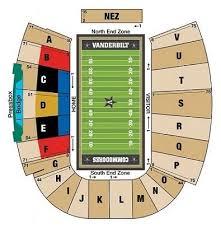 Vanderbilt Commodores Tickets 116 Hotels Near Vanderbilt