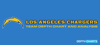 Chargers Depth Chart 2019 2020 Los Angeles Chargers Depth Chart Live