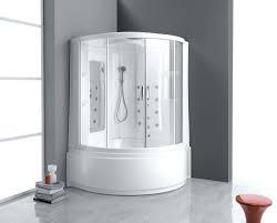 corner bathtub shower combo built in bathtub shower combination corner composite whirlpool corner bathtub shower combination