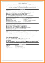 Resume Examples For Freshers 60 resume samples for freshers applicationleter 33