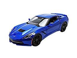 chevrolet corvette stingray 2014. 2014 chevrolet corvette stingray z51 blue 118 by maisto 31677 n