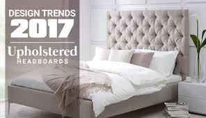 Bedding Design Trends 2017 Trend Upholstered Headboards Discern Blog