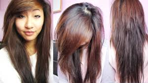 You Tube Hair Style how i cuttrim my hair emily liu youtube 7670 by wearticles.com