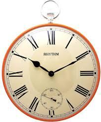 Интерьерные <b>часы</b> без мелодии <b>Rhythm</b>. Выгодные цены ...