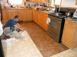 Linoleum Kitchen Floors Linoleum Flooring Wood All About Flooring Designs