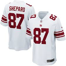 Jersey Rush Sterling Shepard Color