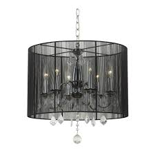 54 most wicked crystal chandelier with black shade and lighting pendant light drum also chandeliers crystals