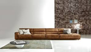 modern leather sofa. Living Room Furniture Leather Couches And Sectional Modern Sofa