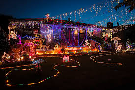 Bay Fm Christmas Lights Map Residents Urged To Join Xmas Light Show Nz Herald
