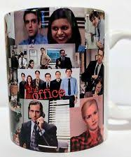 the office mug.  office the office tv show coffee mug with the office