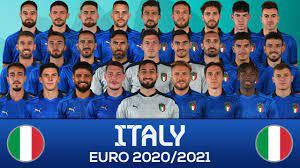 ITALY SQUAD EURO 2021 NEW UPDATE - YouTube