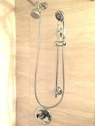 delta hand held shower delta handheld shower heads hand held shower head with slide bar shower delta hand