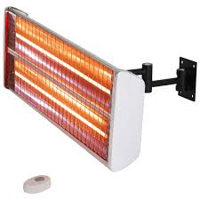 energ outdoor wall mount infrared electric heater 5 100 btu patio heaters best canada