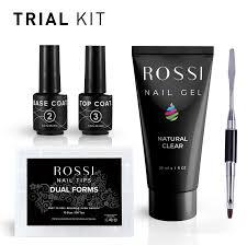 Rossi Nail Gel Kit