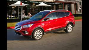 ford escape 2018. 2018 ford escape new model, exterior look, cabin space, drive test f