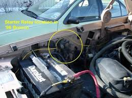 ford bronco starter solenoid wiring diagram wiring diagram 1988 ford f 150 starter wiring diagram image about