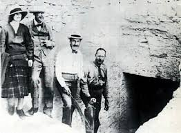 「howard carter discovered the tomb of tutankhamun」の画像検索結果