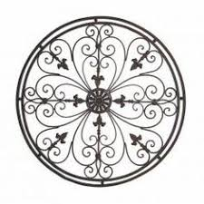 Small Picture Classic and decorative wrought iron wall decor and designs ideas