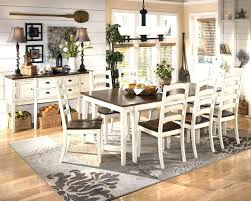 what size rug under dining table carpet under dining table bamboo rug over carpet dining tables