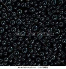 seamless dark water texture. Wonderful Water Dark Vector Realistic Water Bubbles Seamless Pattern Vector Illustrator To Seamless Water Texture