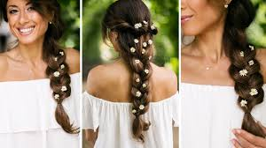Luxy Hair Style the summer braid hair tutorial youtube 1275 by wearticles.com