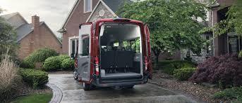 2020 Ford Transit Passenger Van New Intelligent All Wheel