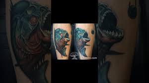 значение тату пиранья фото примеры готовых татуировок