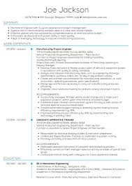 Best Resume Format For Engineers Examples By Real People