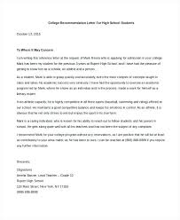 Sample Letter Of Recommendation For College Admission From Teacher Examples Of Reference Letters For Teachers Letter Teacher Sample