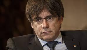 Image result for Katalonski predsjednik Carles Puigdemont