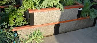 raised garden non toxic materials