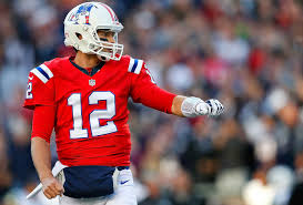 patriots surround brady with weapons just not how most envisioned