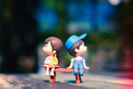 Doll Couple Wallpaper