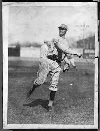 """Virgil """"Zeke"""" Barnes of the New York Giants - Kansas Memory ..."""