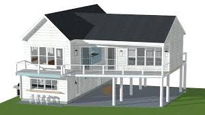 beach cottage house plans beach cottage house plans on pilings farmhouse elevated beach cottage house plans