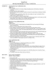 Pacs Administrator Resume Samples Velvet Jobs