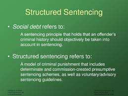 Structured Sentencing Chart Ppt Chapter 9 Sentencing Powerpoint Presentation Id 1721167
