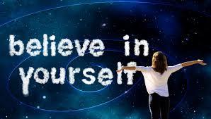 percaya diri adalah kunci sukses