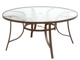 replacement glass for round patio table home design