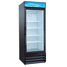 Glass Refrigerator Commercial Refrigerator Glass 23cf Reach In 28 Kitchen Monkey