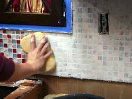 How To Remove Kitchen Tiles Installing A Tile Backsplash In Your Kitchen Hgtv