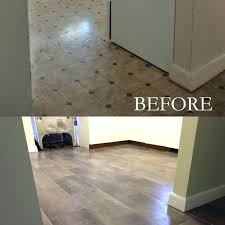 how to lay tile on concrete can you lay tile over linoleum can you install ceramic