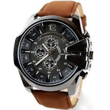 aliexpress com buy 8 color brand luxury casual men watch analog 8 color brand luxury casual men watch analog sport steel case quartz dial leather male clock