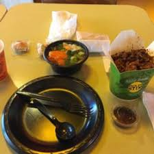 Pick Up Stix Fresh Asian Flavors Closed 24 Reviews Chinese