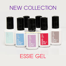 Essie Gel Colors Chart Essie Gel Color Equal Name Conversion Collection Soak Off Uv Led Gel Polish 12 5ml 0 42oz
