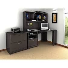 bush cabot collection corner desk package cab007epo