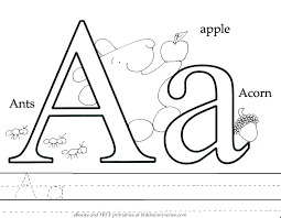 Letter I Coloring Pages For Preschoolers Coloring Pages Letter A