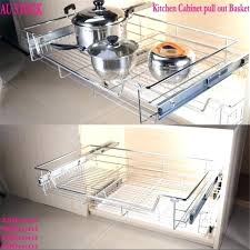 pull out cabinet basket under cabinet baskets kitchen cabinet storage baskets kitchen pantry pull out sliding pull out