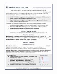 Great Resume Great Resume Examples Fresh Great Resume format Examples 30