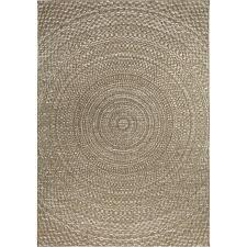 orian rugs beachhouse twir gray indoor outdoor coastal area rug common 8 x